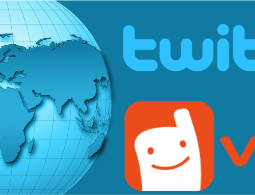 International Teaching with a Twist – How Twitter & Voxer can bring it all together