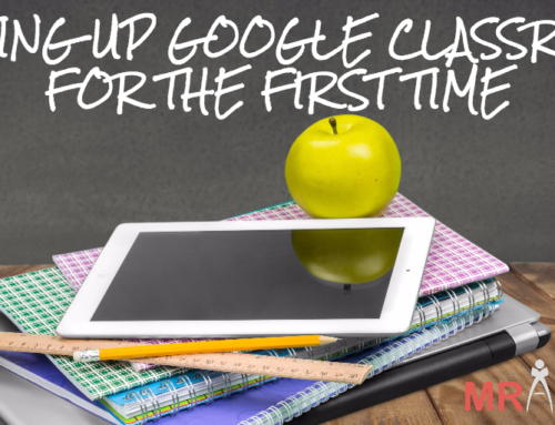 Setting Up Google Classroom For The First Time