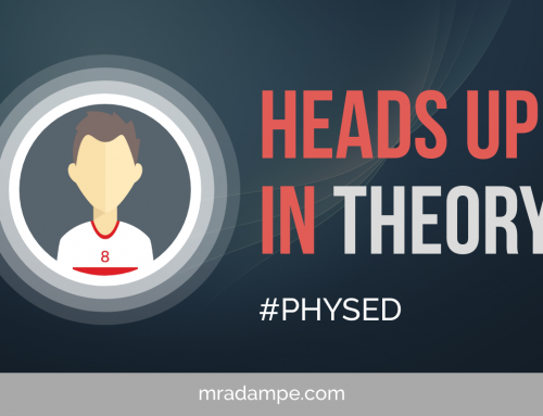 Heads Up in GCSE #Physed