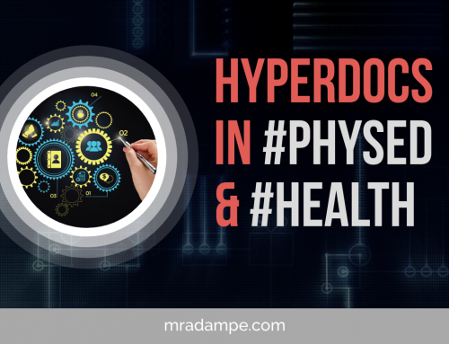 Hyperdocs In #Physed & #Health