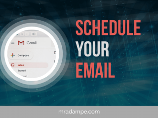 Schedule Your Email